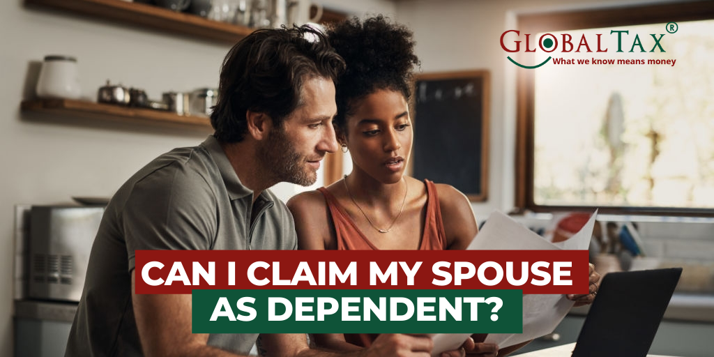 spouse as dependent