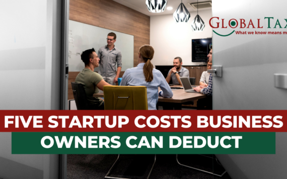 Five startup costs business owners can deduct
