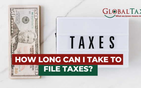 how long can i take to file taxes